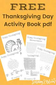 thanksgiving day book thanksgiving day activity book thanksgiving activities and