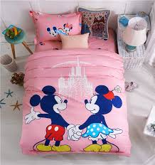 Minnie Bedroom Set by Popular Minnie Bedding Buy Cheap Minnie Bedding Lots From China
