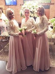 reasonable bridesmaid dresses buy sheath v neck floor length pink bridesmaid dress with
