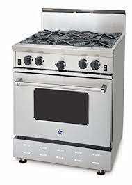 Cooktops Gas 30 Inch Amazon Com Bluestar Range Rnb 30 Inch Natural Gas Range