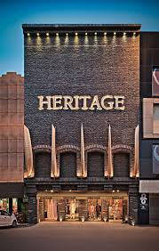 architect designs rmdk architects designs heritage a boutique retail store in india