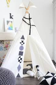 348 best kids teepee tents images on pinterest baby bedroom and