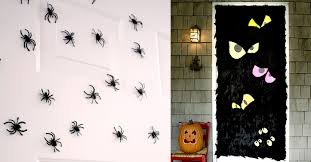 Door Decorations For Halloween 15 Fun Halloween Front Doors