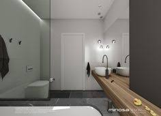 Bathroom Design Small Spaces The Hero Of This Bathroom Design Is The Vanity The Palette Is