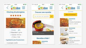 application recettes de cuisine arsla sortie de l application mixiton ou le plaisir de la table