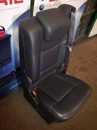 siege renault espace 4 occasion 7e siège arrière cuir noir espace 4 lecreusetautomobile com
