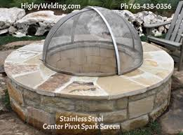 Custom Fire Pit by 104 Best Custom Stainless Steel Fire Pit Spark Screens Images On
