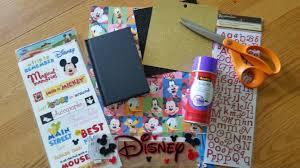 personalized autograph books diy disney autograph book lifestyle disney