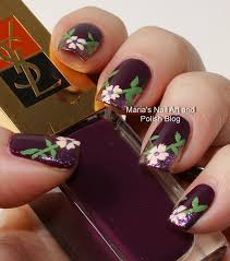 450 best flower u0026 nature nail art by maria images on pinterest