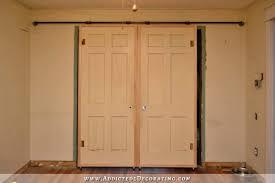 Closet Doors Barn Style Rolling Closet Doors Luxury Helenrappy