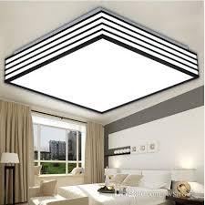 Led Light Fixtures Ceiling 2018 Square Modern Led Ceiling Lights Living Laras Led Light
