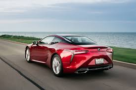 lexus lc interior one week with 2018 lexus lc 500 automobile magazine