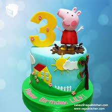 peppa pig cake ideas peppa pig cake cakes by the regali kitchen