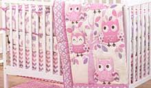 Boy Owl Crib Bedding Sets Selection Of Crib Bedding Boy Themes Colors