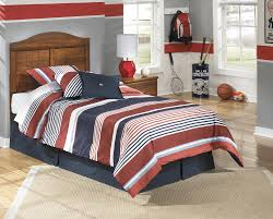 Cowboys Bedroom Set by Signature Design By Ashley Barchan Full Bookcase Bed With Underbed