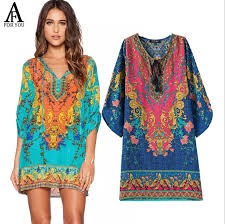 Indian Style - aliexpress com buy summer style indian baroque dress desigual