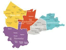 Councils Of Melbourne Map Lga Map