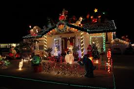 Christmas Lights In Torrance Sleepy Hollow Transforms To Candy Cane Lane Cnn Ireport