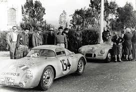 porsche speedster james dean porsche 550 001 carrera panamericana 1953 luftkyld pinterest