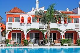 hotel bungalows cordial green golf gran canaria canary islands