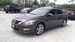2015 nissan altima 2 5 sv java used one owner 2015 nissan altima 3 5 sl chicago il western