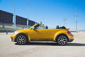 blue volkswagen beetle for sale 2017 volkswagen beetle dune convertible first test review motor