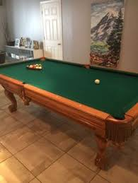 Peter Vitalie Pool Table by Brunswick Avalon 8 U0027 Sold Sold Used Pool Tables Billiard Tables