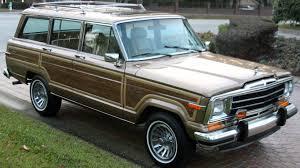 jeep kaiser wagoneer 1988 jeep grand wagoneer w196 kissimmee 2013