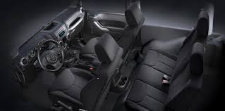 black jeep 2017 2017 jeep wrangler interior features