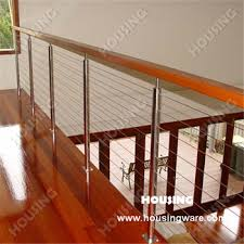 Wire Banister Buy Indoor Safe Stainless Steel Wire Railing Designed For Your