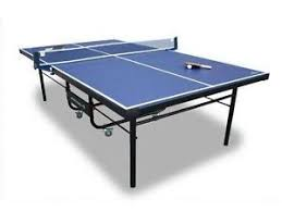 prince fusion elite ping pong table table tennis ping pong table 4 piece indoor espn official tournament