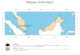Asia Continent Map by Map Malaysia Ginkgomaps Continent Asia Region Malaysia