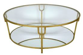 round gold glass coffee table round gold coffee table cafedream info