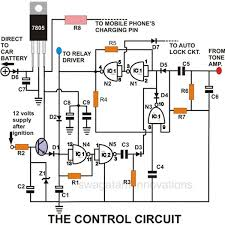 build a homemade gsm car security system electronic circuits