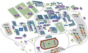 Elac Map Leon High Campus Map Image Gallery Hcpr