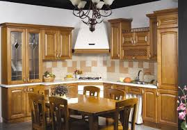 Wood Cabinet Kitchen Kitchen Solid Wood Handmade Furniture New 2017 Amazing Solid
