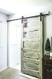 bathroom door ideas sliding barn door bathroom vanity interior sliding barn door for