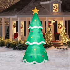 agreeable outdoor christmas blow up decorations clearance most