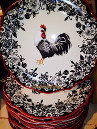 Rooster Swag Curtains by Rooster Themed Kitchen Curtains Complete Window Treatment Tiers