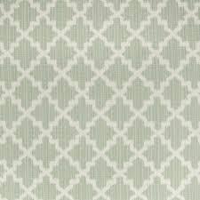 Geometric Fabrics Upholstery B2128 Silversage Fabric C97 Pine Green Geometric Green