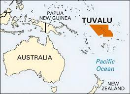 map of tuvalu country facts tuvalu