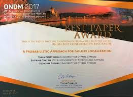 Advertising Research Paper Kios Researchers Win Best Paper Award At The 21th Ieee