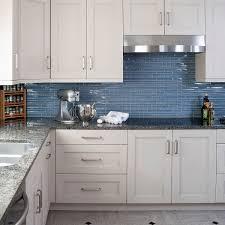 blue kitchen backsplash white cabinets 75 blue backsplash ideas navy aqua royal or coastal