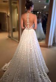 stunning wedding dresses just look at the beautiful back and dramatic skirt on this