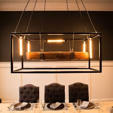 Diy Large Chandelier Buy Hand Crafted Wood Beam Large Chandelier Framed Light With