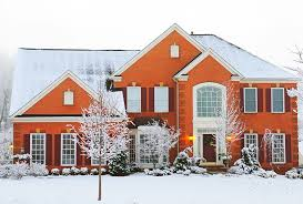 how much does it cost to clean gutters angie s list orange brick house in winter