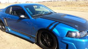 2000 Ford Gt Mustang 2000 Body Kit Youtube