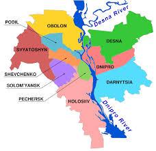 Kiev Map File Kiev Map En Svg Wikimedia Commons