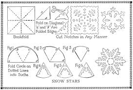 10 best images of easy paper snowflake templates how to make