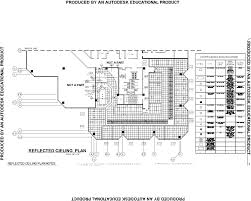 Reflected Floor Plan by Auto Cadd 2007 By Natalie Darafeev At Coroflot Com